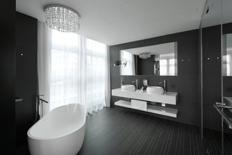 Suite del Kameha Grand Zürich