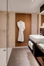 Bagno Junior del Zurich Tower Hotel