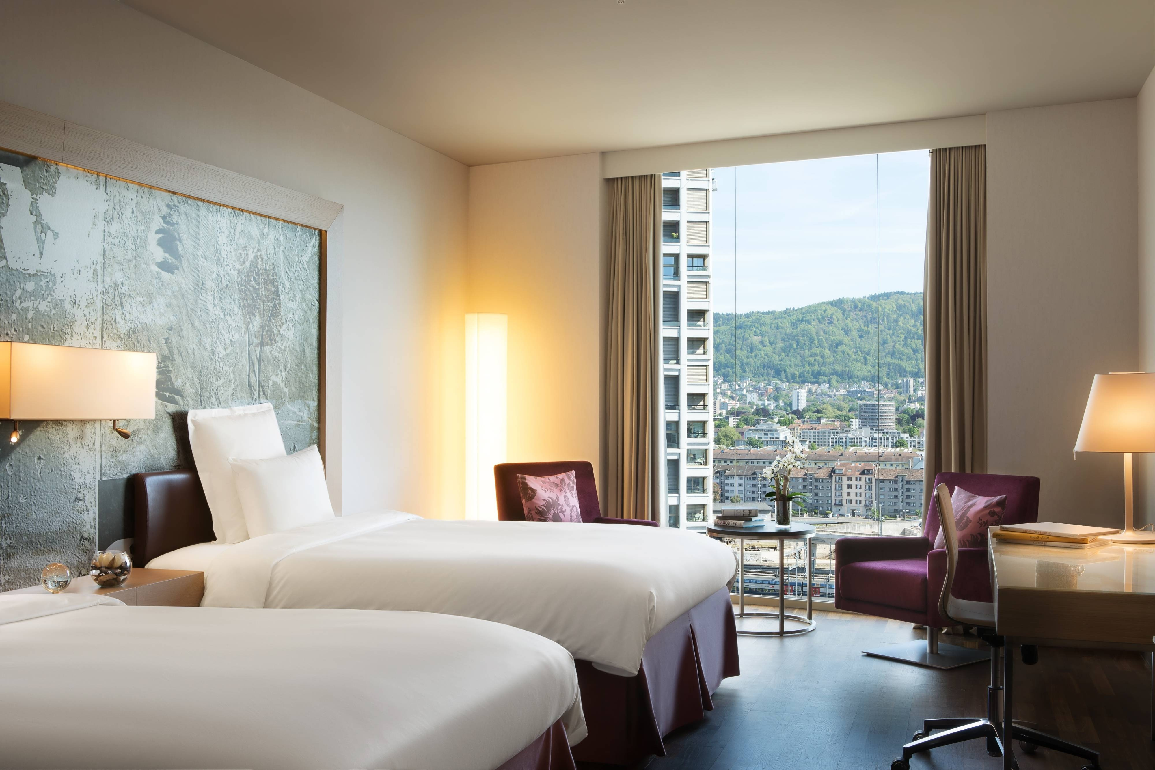 Special Rates From  In A Grand Tower Room
