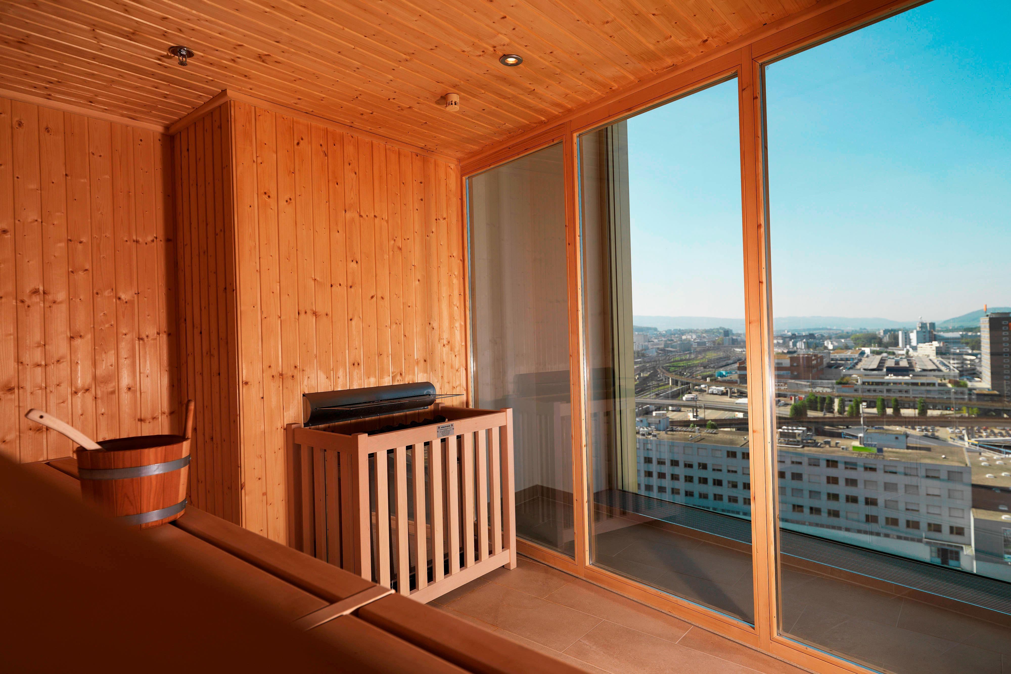 Renaissance Zurich Tower Hotel Spa
