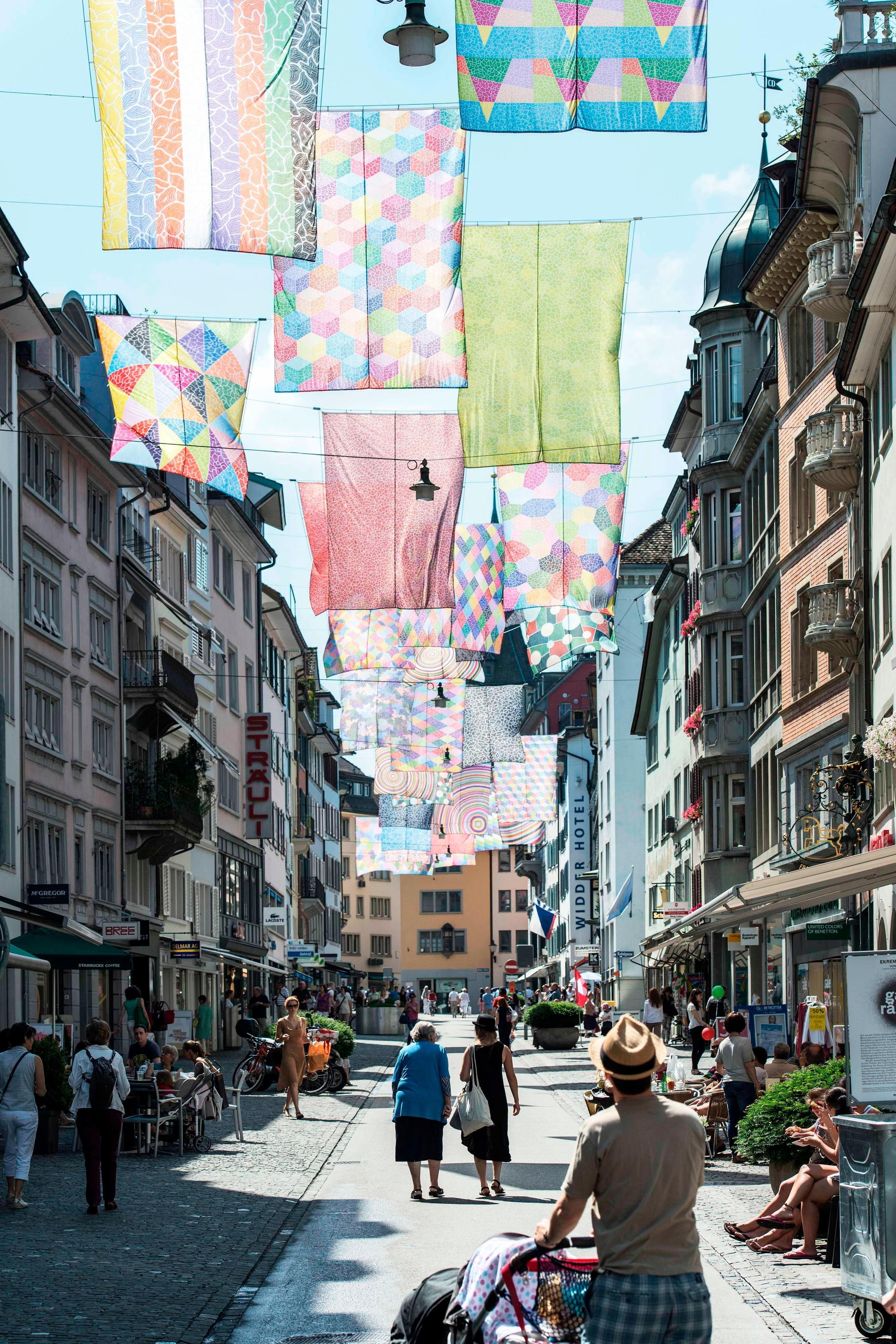 Vieille ville de Zurich