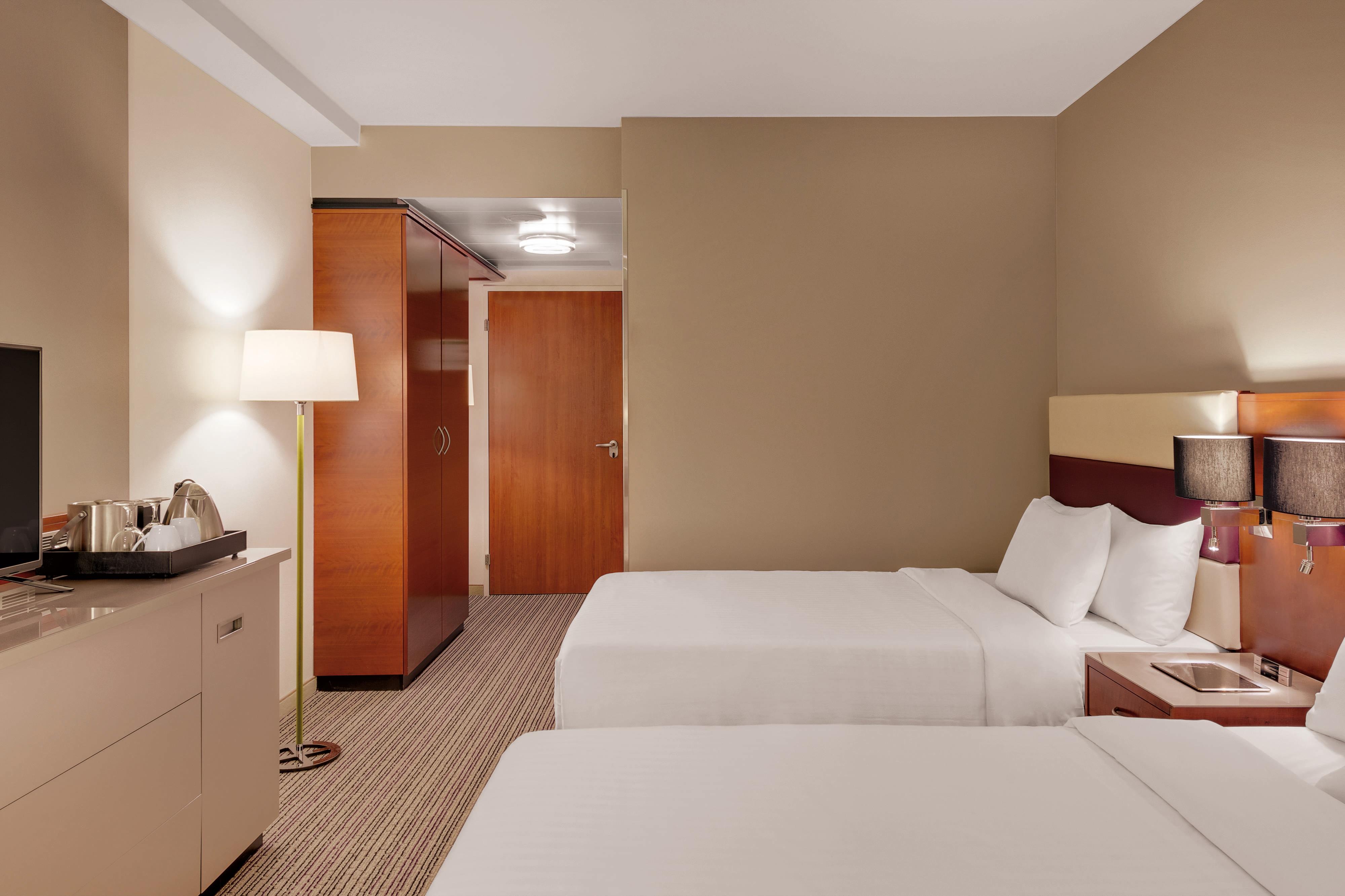 Chambres à l'hôtel Courtyard Zurich North