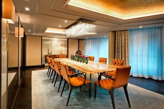 Metropol Suite - Dining Room