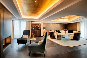 Metropol Suite - Living Area