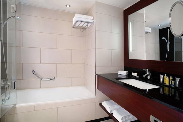 Zurich Hotel Bathroom