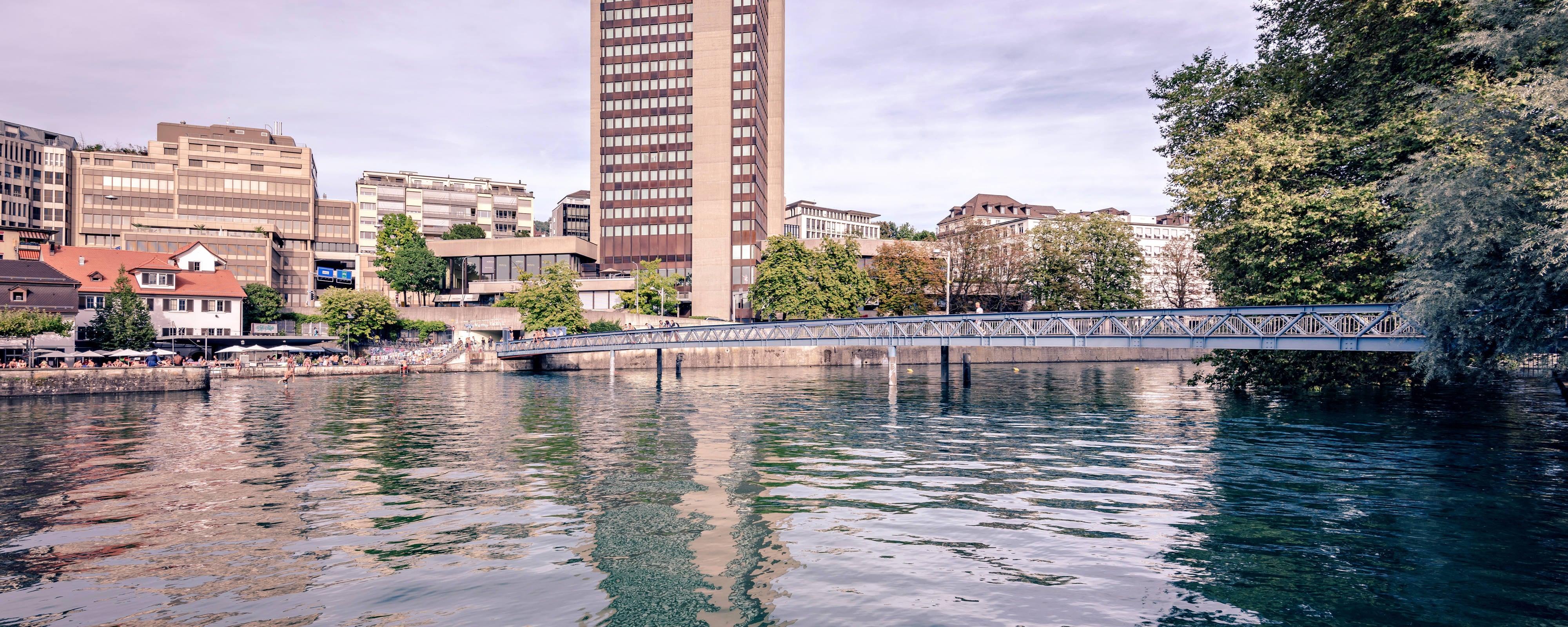 Downtown Zurich Hotels In Switzerland Zurich Marriott Hotel