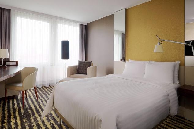 Zurich Single Hotel Room
