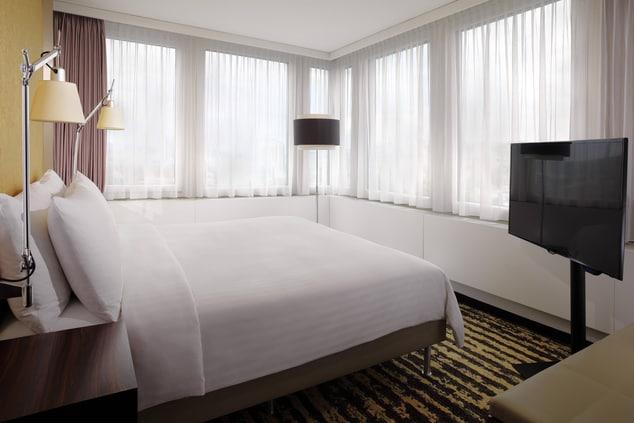 Zurich Hotel Guest Room