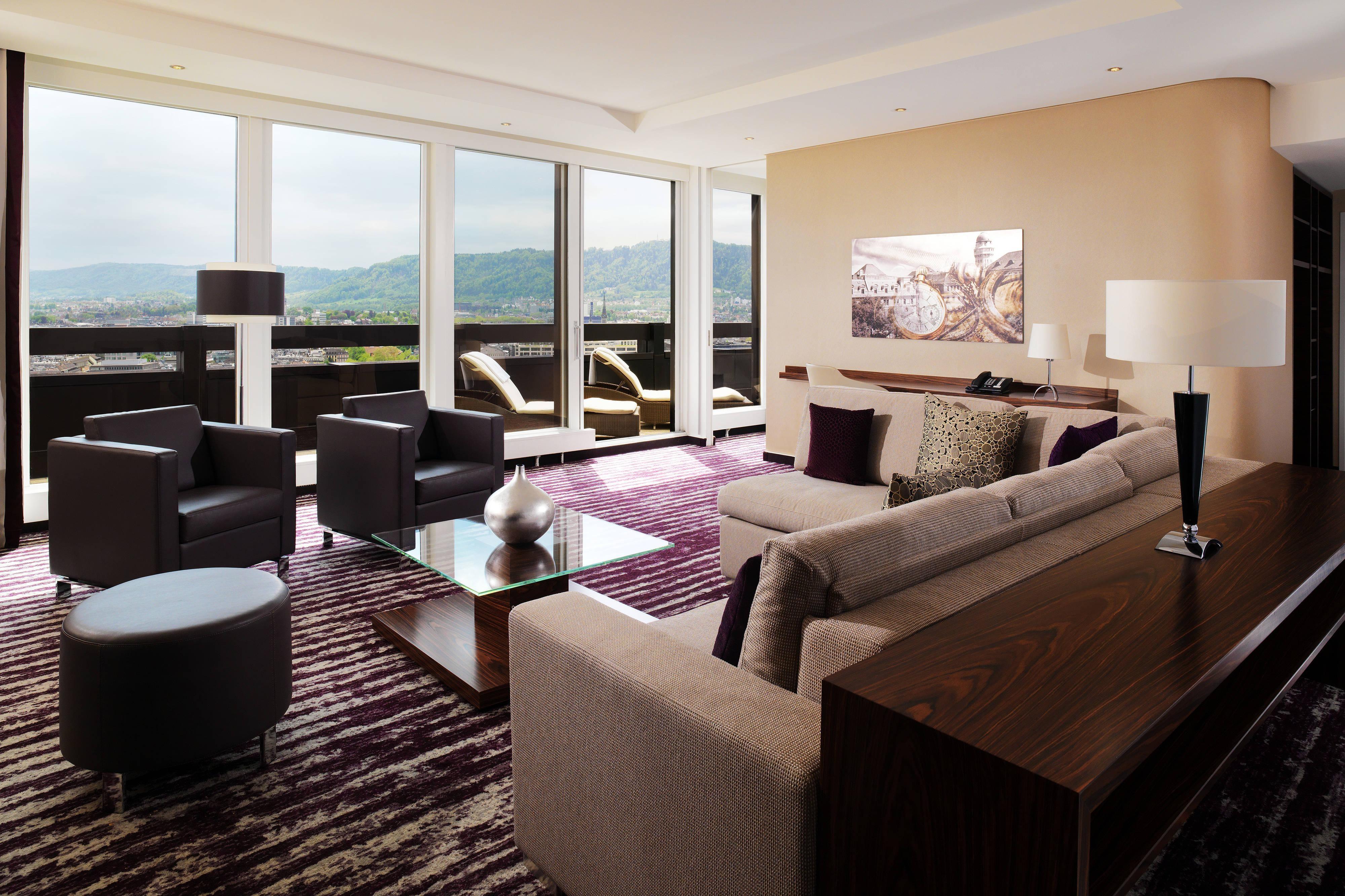 Гостиная люкса Panorama