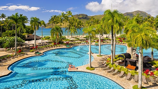 Hawaii ホテル