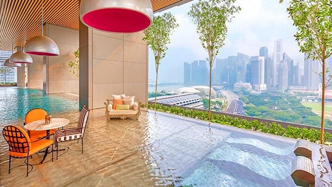 JWマリオット・ホテル・シンガポール・サウスビーチ
