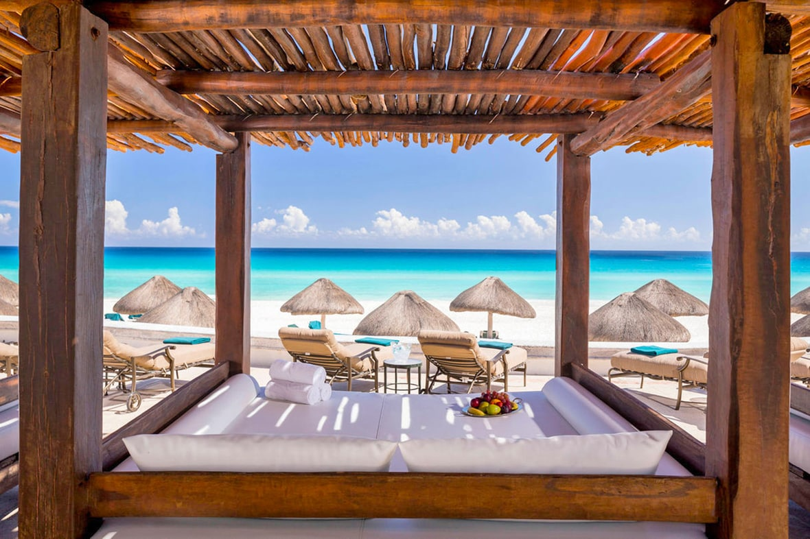 Travel packages beach cabana jw marriott cancun resort spa solutioingenieria Images